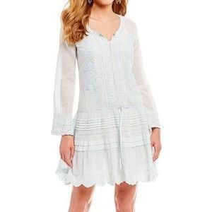 NWT CHELSEA & VIOLET bohemian dress size L